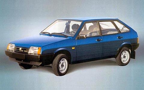 Отзывы о ВАЗ 2109 (Lada Samara - Лада Самара)