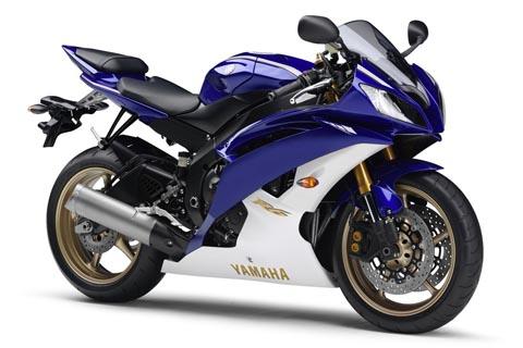 Отзывы о Yamaha YZF R6 (Ямаха Р6)