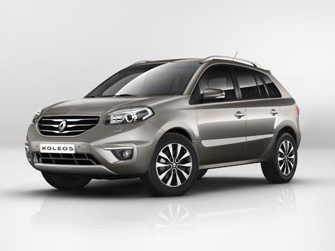 Отзывы о Renault Koleos 2014 (Рено Колеос 2014)