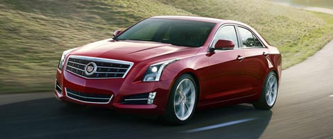 Отзывы о Cadillac ATS 2014 (Кадиллак АТС 2014)