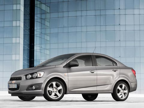 Chevrolet Aveo ii