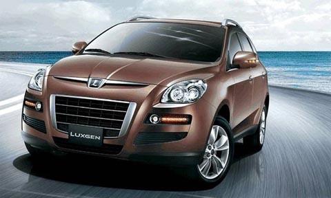 Отзывы о Luxgen 7 SUV 2015 (Люксген 7 СУВ 2015)