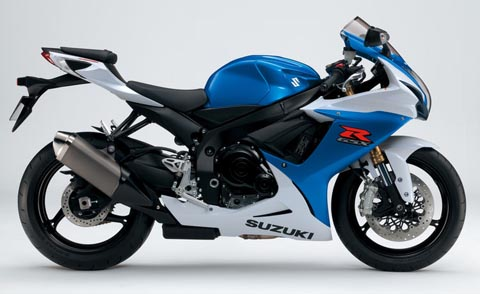 Отзывы о Suzuki GSX-R 750 (Сузуки Джиксер 750)