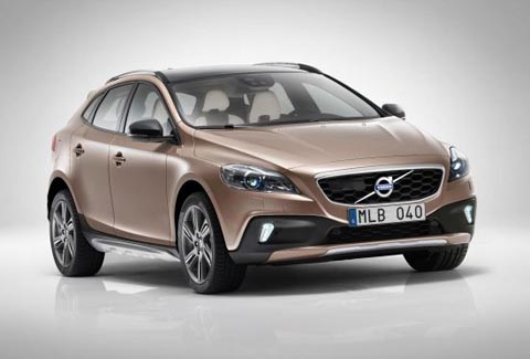 Отзывы о Volvo V40 Cross Country 2015 (Вольво v40 кросс кантри 2015)