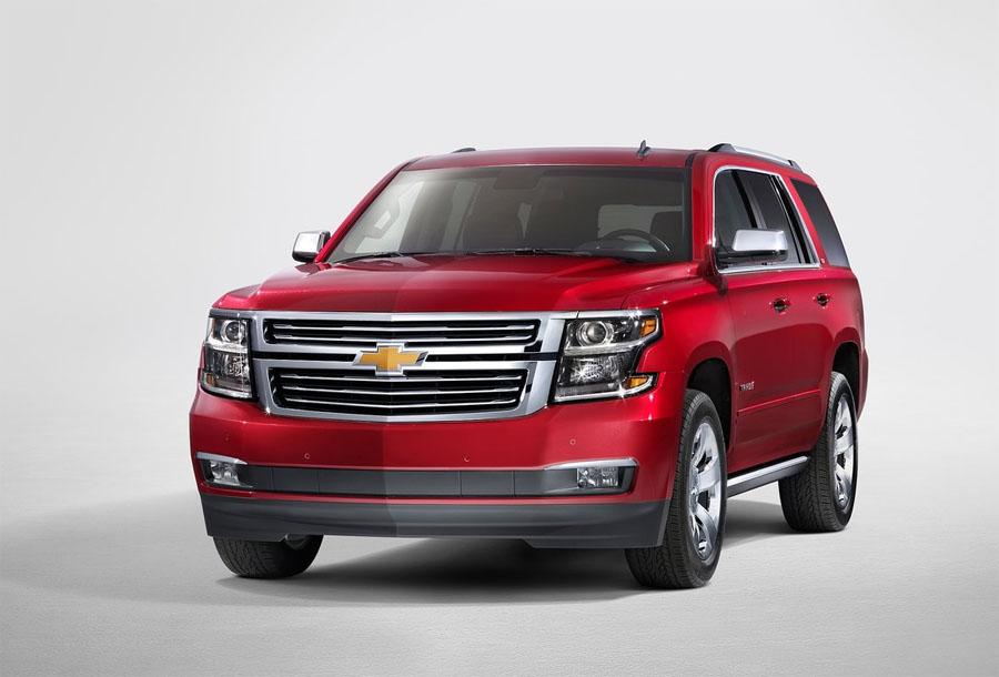 Настоящий американец - новый Chevrolet Tahoe