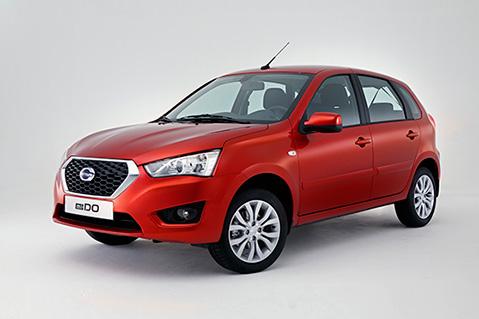 Datsun продемонстрировал новую модель Mi-do на Московском автосалоне