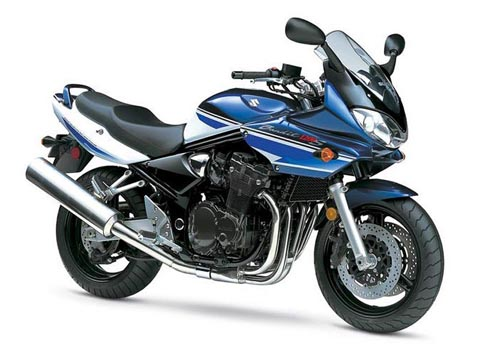 Отзывы о Suzuki Bandit 1200 (Сузуки бандит 1200)