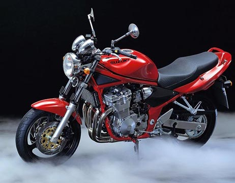 Отзывы о Suzuki Bandit 600 (Сузуки бандит 600)