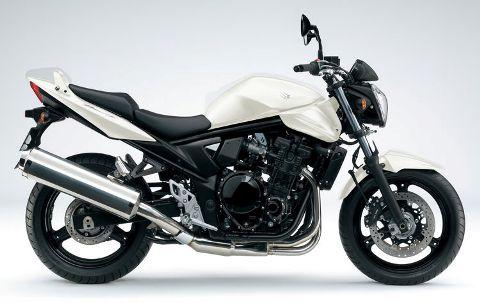 Отзывы о Suzuki Bandit 650 (Сузуки бандит 650)