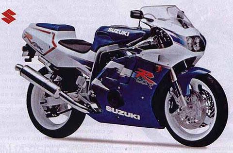 Отзывы о Suzuki GSX-R 400 (Сузуки Джиксер 400)
