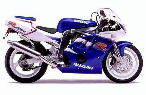 Сузуки Джиксер 400