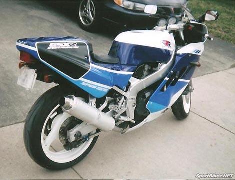 GSX-R 400 K7