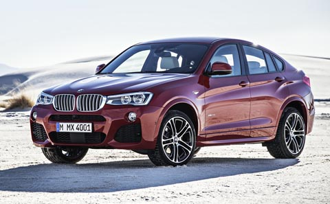 Отзывы о БМВ Х4 2016 (BMW X4 2016)