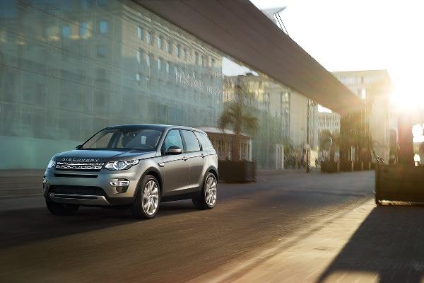 Отзывы о Ленд ровер Дискавери Спорт 2017 (Land Rover Discovery Sport 2017)