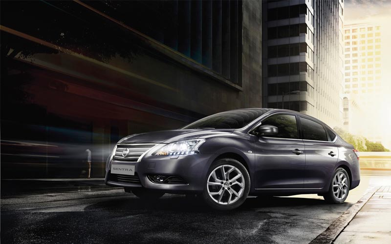 Nissan представил новый седан
