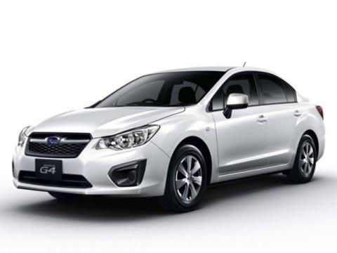 Отзывы о Subaru Impreza 2014 (Субару Импреза 2014)
