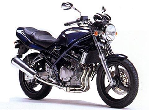 Отзывы о Suzuki Bandit 250 (Сузуки бандит 250)
