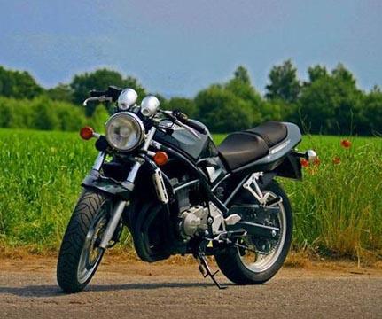 Отзывы о Suzuki Bandit 400 (Сузуки бандит 400)