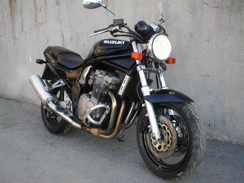 Отзывы о Suzuki GSF 750 Bandit (Сузуки бандит 750)