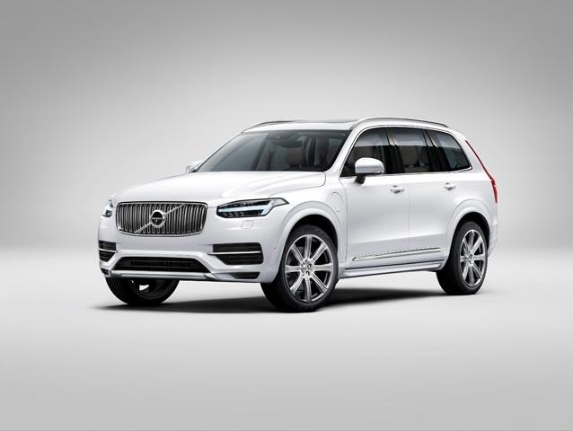 Представлен новый Volvo XC90!