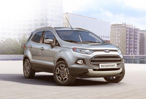 Отзывы о Форд Экоспорт 2016 (Ford Ecosport 2016)