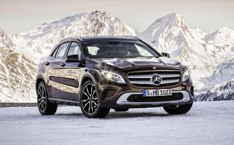 Отзывы о Мерседес ГЛА 2015 (Mercedes GLA 2015)