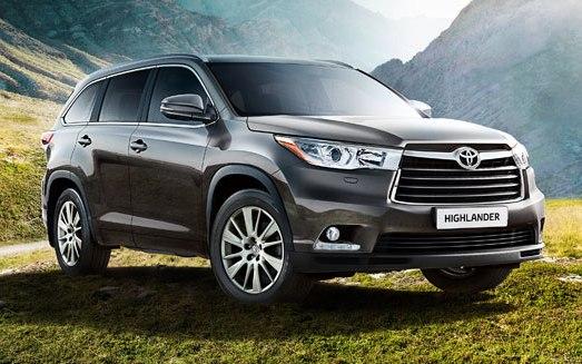 Отзывы о Тойота Хайлендер 2015 (Toyota Highlander 2015)
