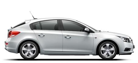 В Бразилии представлена новая модификация Chevrolet Cruze Sport6