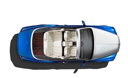 В Лос-Анджелесе состоится премьера роскошного концепта Bentley Grand Convertible