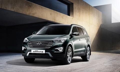 Технические характеристики Hyundai Santa Fe / Хундай Санта ...