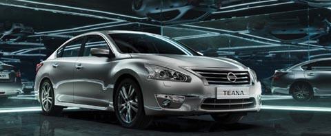 Отзывы о Ниссан Теана 2015 (Nissan Teana 2015)