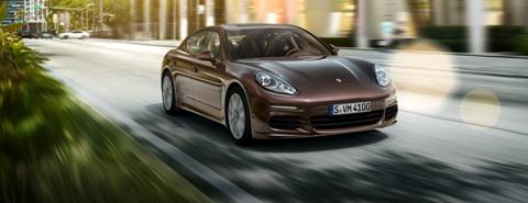 Porsche Panamera выйдет в кузове кабриолет и купе