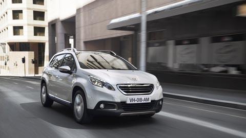 Отзывы о Пежо 2008 2015 (Peugeot 2008 2015)