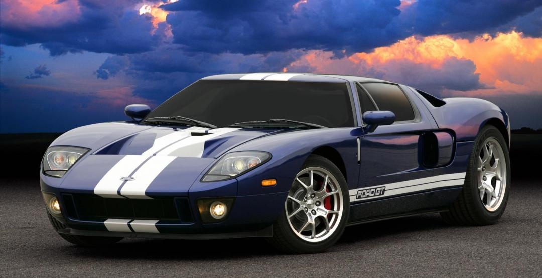 Ford покажет в Детройте преемника спорткара GT
