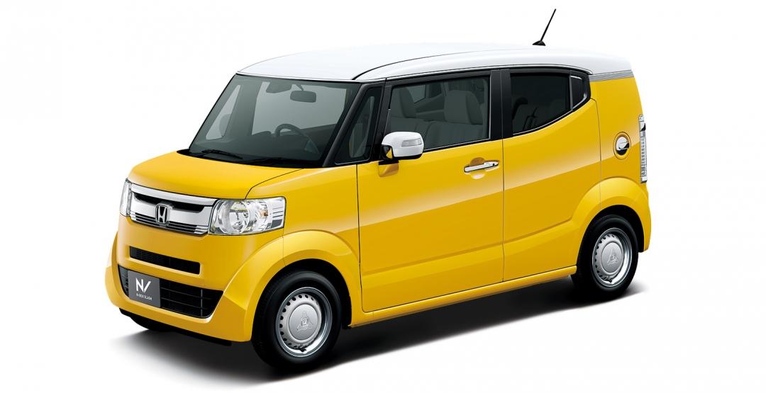 Состоялась премьера кей-кара Honda N-BOX SLASH