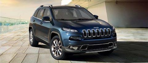 Отзывы о Джип Чероки 2016 (Jeep Cherokee 2016)