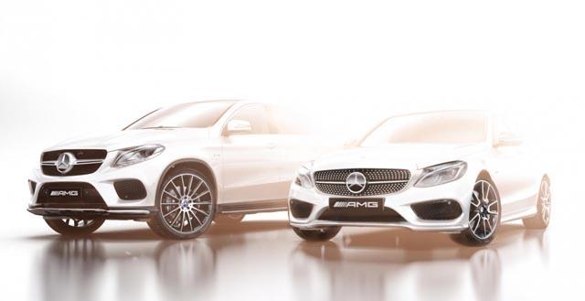 Руководство Mercedes-Benz анонсировало в Испании новые модели AMG Sport
