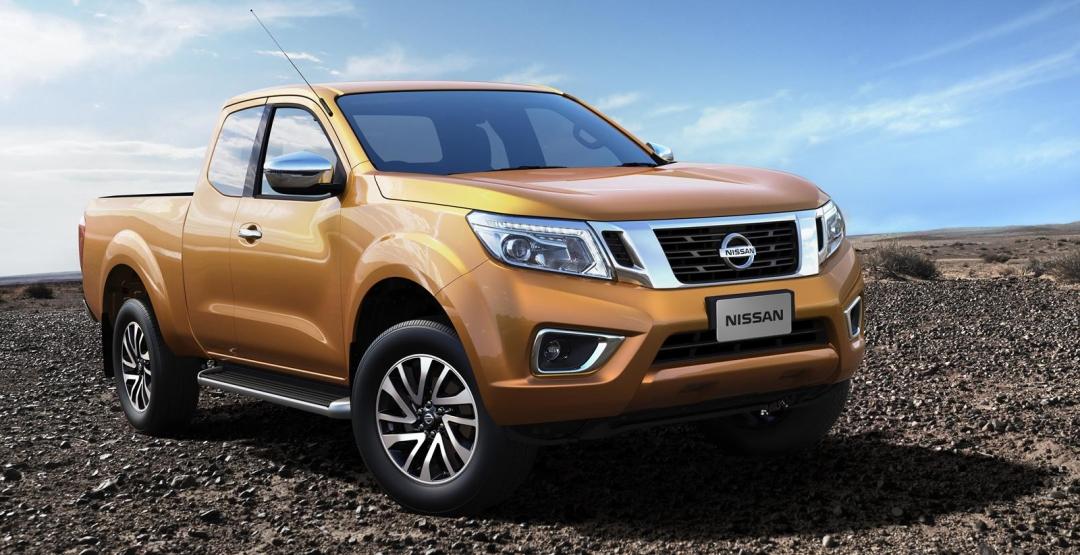 Nissan начнет поставки «заряженного» пикапа Navara Nismo на мировой рынок