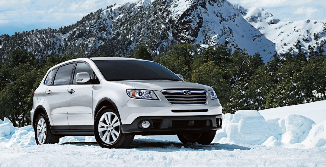 Subaru готовит замену кроссоверу Tribeca