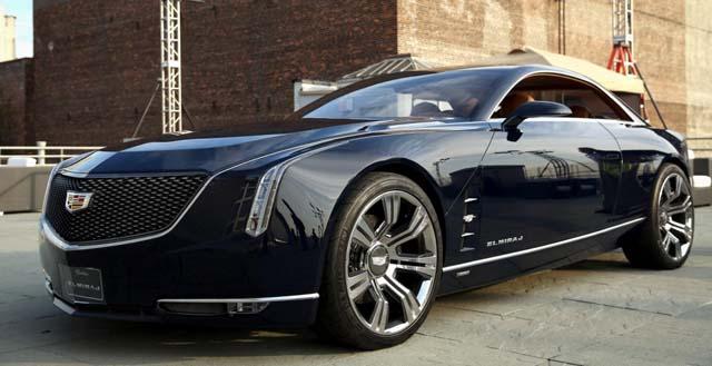 Caddilac CT6 - самый легкий автомобиль в сегменте больших роскошных седанов