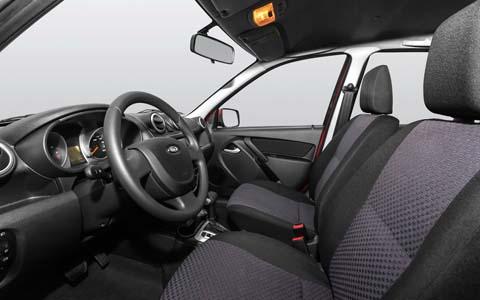 Дизайн автомобиля изнутри