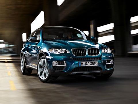 Отзывы о BMW X6 E71 (БМВ Х6 Е71)