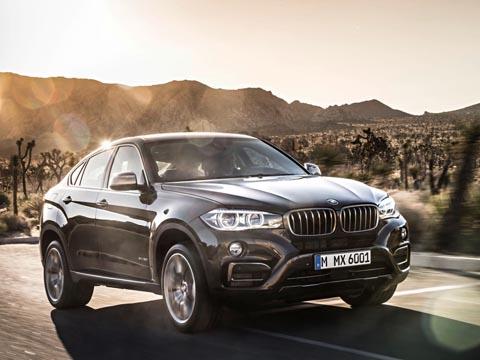 Отзывы о BMW X6 2017 (БМВ Х6 2017)