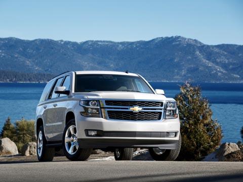 Отзывы о Шевроле Тахо 2015 (Chevrolet Tahoe 2015)