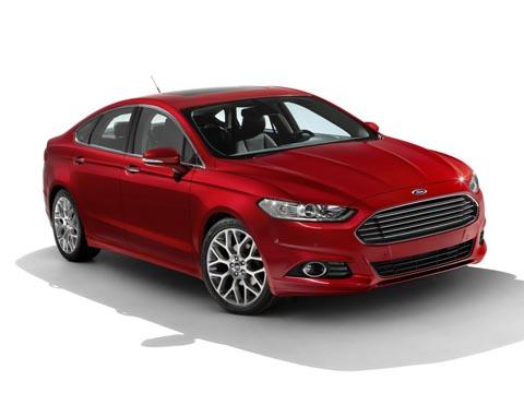 Отзывы о Форд Мондео 5 2017 (Ford Mondeo 5 2017)