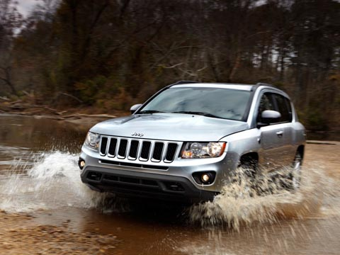 Отзывы о Джип Компас 2016 (Jeep Compass 2016)