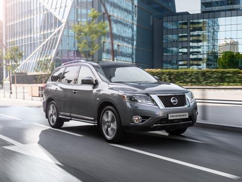Отзывы о Ниссан Патфайндер 2015 (Nissan Pathfinder 2015)