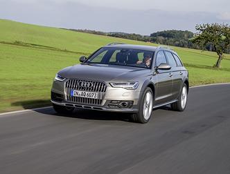 Audi сделает упор на внедорожники Allroad