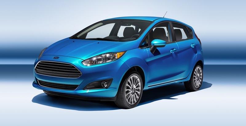 В России стартовали продажи обновленного Ford Fiesta