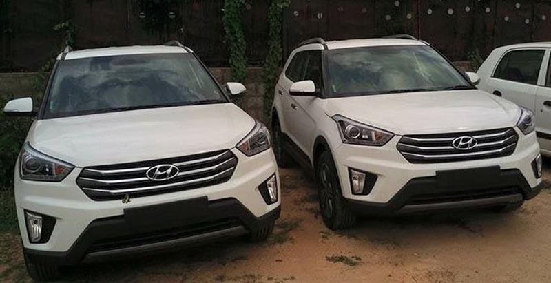 Компания Hyundai открывает продажи вседорожной модели Creta